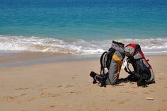 Tempo di vacanza! Fotografia Stock Libera da Diritti