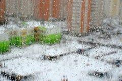 Tempo difettoso di inverno Fotografia Stock Libera da Diritti