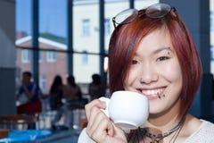 Tempo do café. Foto de Stock