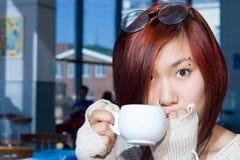 Tempo do café. Fotos de Stock Royalty Free