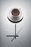 Tempo do café de It´s! imagens de stock royalty free