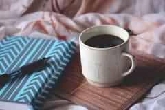 Tempo do caf? foto de stock