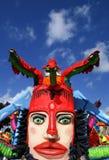 Tempo do carnaval Imagem de Stock
