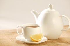 Tempo do chá Imagem de Stock Royalty Free