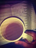 Tempo do chá Fotos de Stock Royalty Free