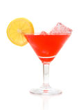 Tempo do cocktail Imagens de Stock Royalty Free