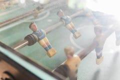Tempo do divertimento de Foosball Foto de Stock