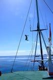 Tempo do divertimento em Sumbawa Imagens de Stock Royalty Free