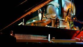 Tempo do jazz Fotografia de Stock Royalty Free