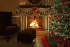 Tempo do Natal Fotografia de Stock
