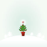 Tempo do Natal Foto de Stock Royalty Free