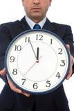 Tempo do negócio Fotos de Stock