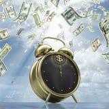 Tempo do negócio Foto de Stock