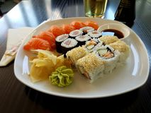Tempo do sushi fotos de stock royalty free