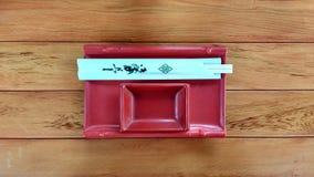 Tempo do sushi Foto de Stock