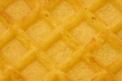 Tempo do Waffle Imagens de Stock Royalty Free