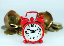 Tempo e paciência Imagens de Stock Royalty Free