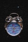 Tempo e spazio Fotografia Stock Libera da Diritti
