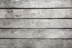 Tempo e tavolato esposto del legno duro del tek fotografia stock libera da diritti