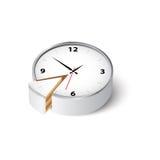 Tempo - economia Imagem de Stock