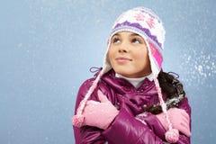 Tempo frio Imagem de Stock