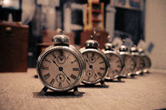 Tempo - História Imagem de Stock Royalty Free