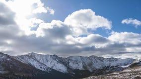 Tempo-lapso de Colorado UHD da passagem de Loveland