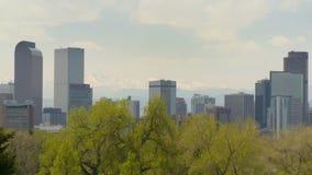 Tempo-lapso do centro de Denver filme