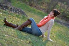 tempo libero di autunno fotografia stock libera da diritti
