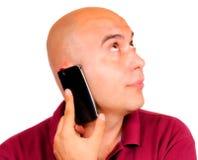 Tempo mobile Immagini Stock