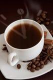 Tempo per caffè fotografia stock