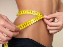Tempo per la dieta immagine stock