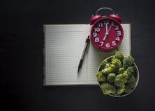 Tempo per la prima colazione Immagine Stock Libera da Diritti