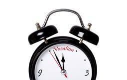 Tempo per la vacanza immagini stock