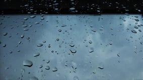 Tempo piovoso Immagini Stock
