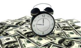 Tempo - soldi royalty illustrazione gratis