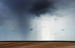 Tempo tempestoso Fotografia Stock