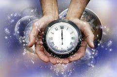 Tempo universal Foto de Stock Royalty Free