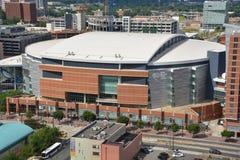 Tempo Warner Cable Arena fotografie stock