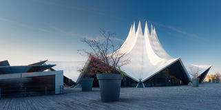 Tempodrom Photo stock