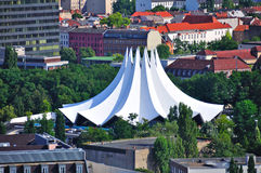 Tempodrom, Berlin Germany Stock Photos