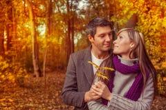 Temporada de otoño Imagenes de archivo