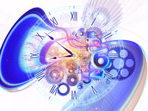 Temporal loop Stock Photo