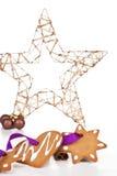 Temporary christmas background. Royalty Free Stock Photos