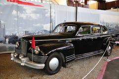 Temporizador 1954 velho de ZIS 110 Imagens de Stock Royalty Free