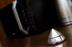 Temporizador de la cocina imagen de archivo libre de regalías