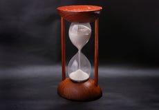 Temporizador del reloj de arena Imagen de archivo libre de regalías