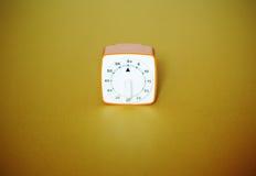 Temporizador retro da cozinha do disco do estilo Imagens de Stock Royalty Free