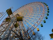 Temposa Osaka Kansai Japan Travel royalty free stock image