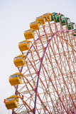 Tempozan Ferris Wheel royalty free stock photography
